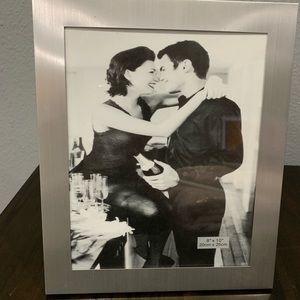 Other - Stainless Steel Picture Frame!